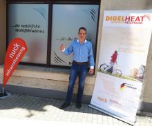 DIGEL HEAT Schauraum in Dresden eröffnet