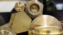 Ny metod ska separera bly från mässingsskrot