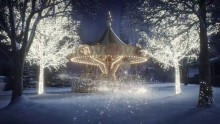För tredje året i rad, FixCandle på Jul på Liseberg