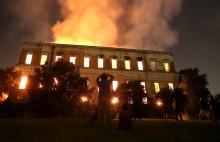 Hur återskapas ett kulturarv som gått upp i rök?