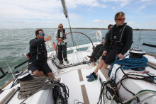 Raymarine: Raymarine Encourages Competitive Racers to put Safety First