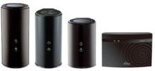 D-Link lanserar världens bredaste produktutbud av snabba trådlösa 802.11ac-routrar