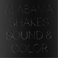 "ALABAMA SHAKES NYE ALBUM ""SOUND & COLOR"" SLIPPES 22 APRIL 2015"