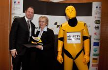 Opel har tilldelats pris för innovativ säkerhet