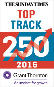ID Medical represents healthcare recruitment in the Sunday Times Top Track 250