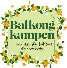 Spoon och Blomsterlandet lanserar kampanjen Balkongkampen