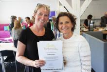 Backatorpskolan vann Årets Kooperativ i Göteborgsregionen
