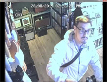Appeal following theft of guitar