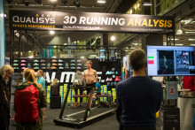 Double chance to meet Qualisys at The Running Event Orlando 29 Nov–2 Dec 2016