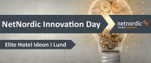 NetNordic Innovation Day – 11 oktober i Lund