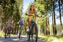 Radreisen werden immer beliebter