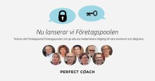 Perfect Coach lanserar Företagspoolen – en ny unik mentortjänst på nätet