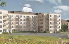 Wästbygg bygger bostäder i Malmö