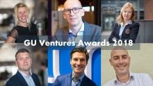 Hurra för alla pristagare i GU Ventures Awards!