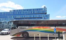Flygbussarna fortsätter att få toppbetyg från kunderna