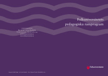 Folkuniversitetets pedagogiska ramprogram