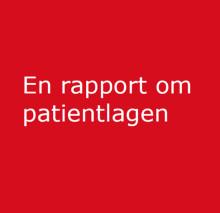 Stor okunskap kring patientlagen - både bland patienter och vårdpersonal