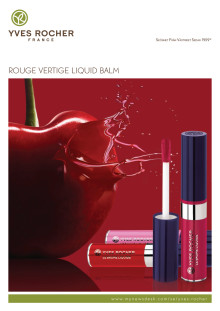 Rouge Vertige Liquid Balm produktinformation