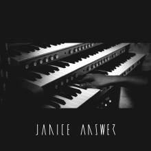 """Stjärnskottet Janice släpper nya singeln """"Answer"""""""