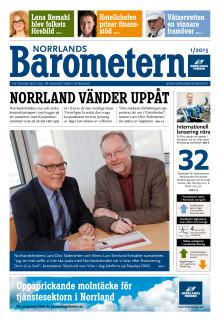 Norrlandsbarometern 1/2013