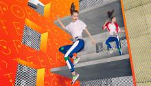 Stadium i exklusivt samarbete med adidas StellaSport