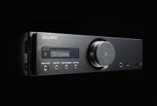 Автомобильная акустика Sony с поддержкой Hi-Res Audio уже в продаже