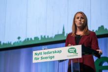 Annie Lööf: Sverige behöver ett nytt ledarskap