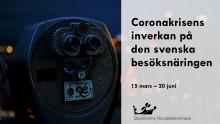 Coronakrisen och konsumtionstappet från utlandsgäster