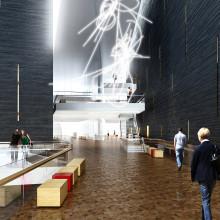 Vinnare utsedda för konstnärlig gestaltning inne i Malmö Live