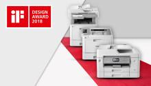 Design van Brother bekroond met drie prestigieuze awards