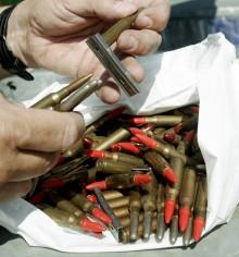 Några dammiga granater i garaget?