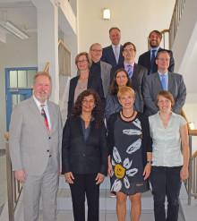 Neue Professoren stärken Lehre und Forschung in Ingenieur- und Wirtschaftswissenschaften
