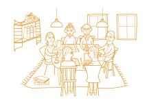 Riksbyggen i forskningsprojekt kring renovering av äldreboende