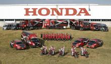TEAM HRC redo att starta i Dakar 2014