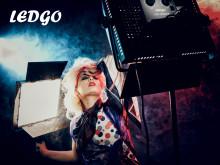Ledgo LED-belysning – flexibelt ljus för alla motiv