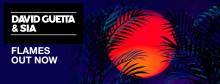 Guetta og Sia i fyr og flamme