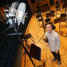 Violinisten Johan Dalene debuterar på cd med SON