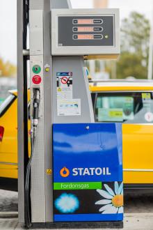 Statoil öppnar fordonsgasanläggning i Vintrie, Malmö