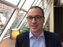 Forsen anställer Lage Backlund som ny HR-chef