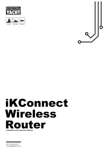 iKConnect User Manual