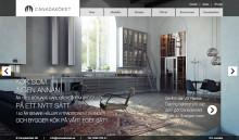 Utveckling av koncept och ny webbplats för Canadaköket