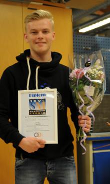 Oliwer Thimell är bäst i Sverige!
