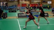 Norsk bronse i Norwegian International i Badminton