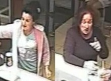 Appeal after racially aggravated assault in fast food restaurant