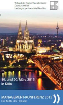 NRW-Managementkonferenz 2015 und Reha-Workshop der VKD-Fachgruppe Rehabilitation