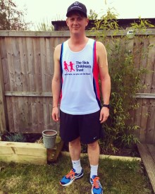 #TeamSCT - Meet Michael who is running the London Marathon for us!