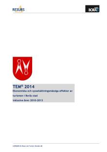 TEM-rapport, Borås 2014