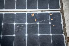 Att skrota solpaneler