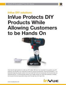 Varularm för hantverktyg och andra DIY-produkter