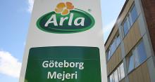 Arla och Dalkia samarbetar inom energi- och mediaförsörjning